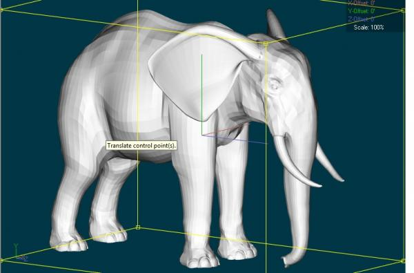 Elephant No Average Normals.jpg