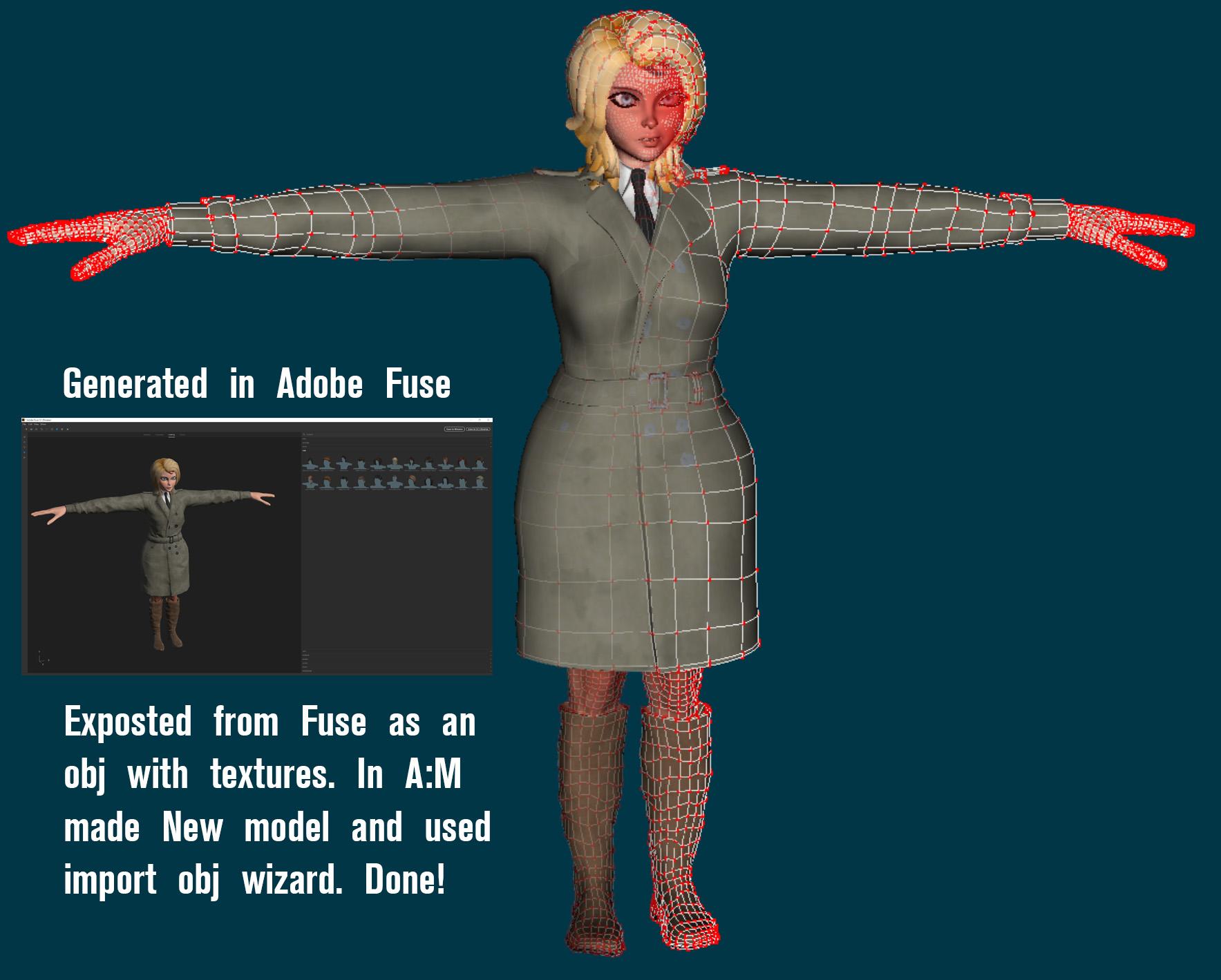 Adobe Fuse Download Size