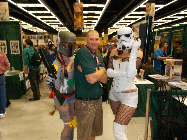 Emerald City ComicCon 2014