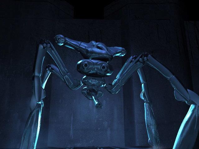 Bubblegum Crisis Spider