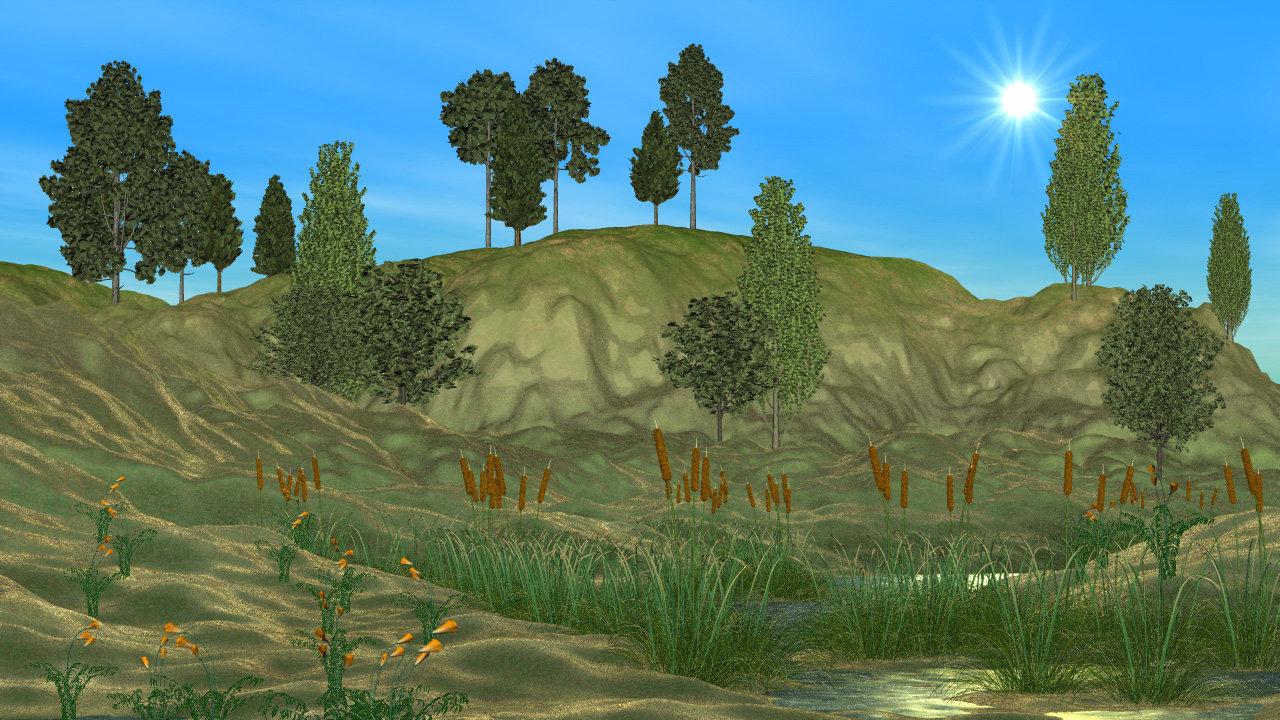 April 07 - landscapes