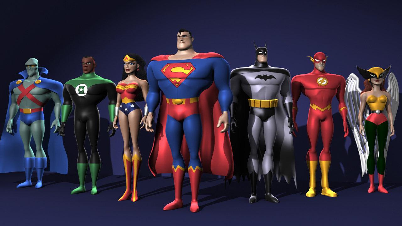 January 07 - Heroes