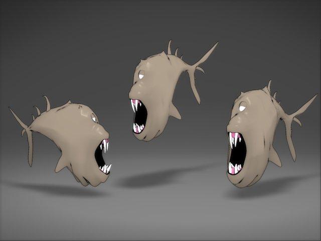 Blind Killer Fish