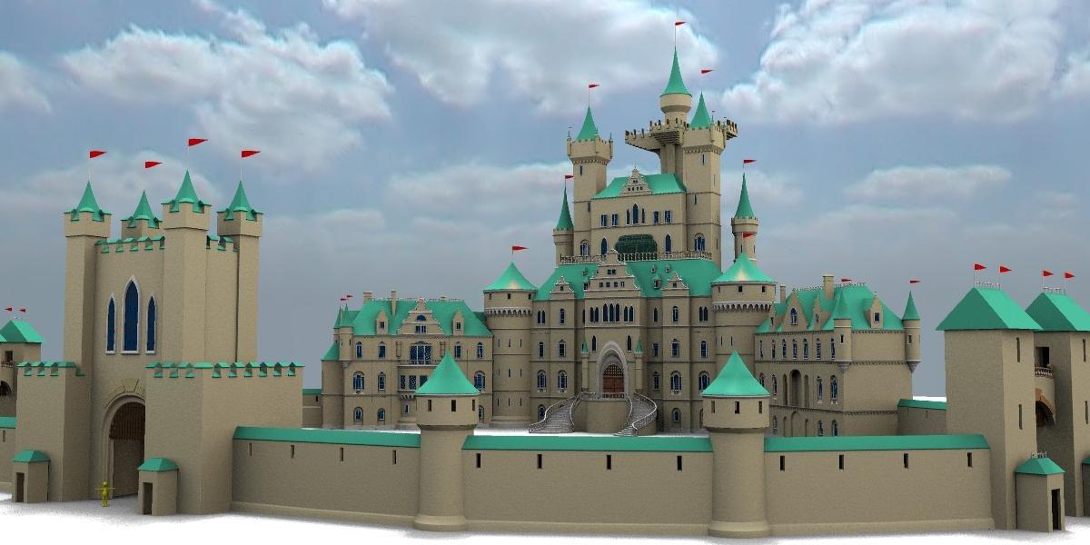Jinx Castle WIP