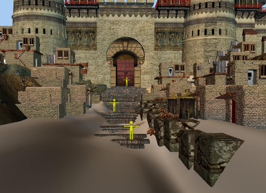 The Penitents Gate/ City of Vaage