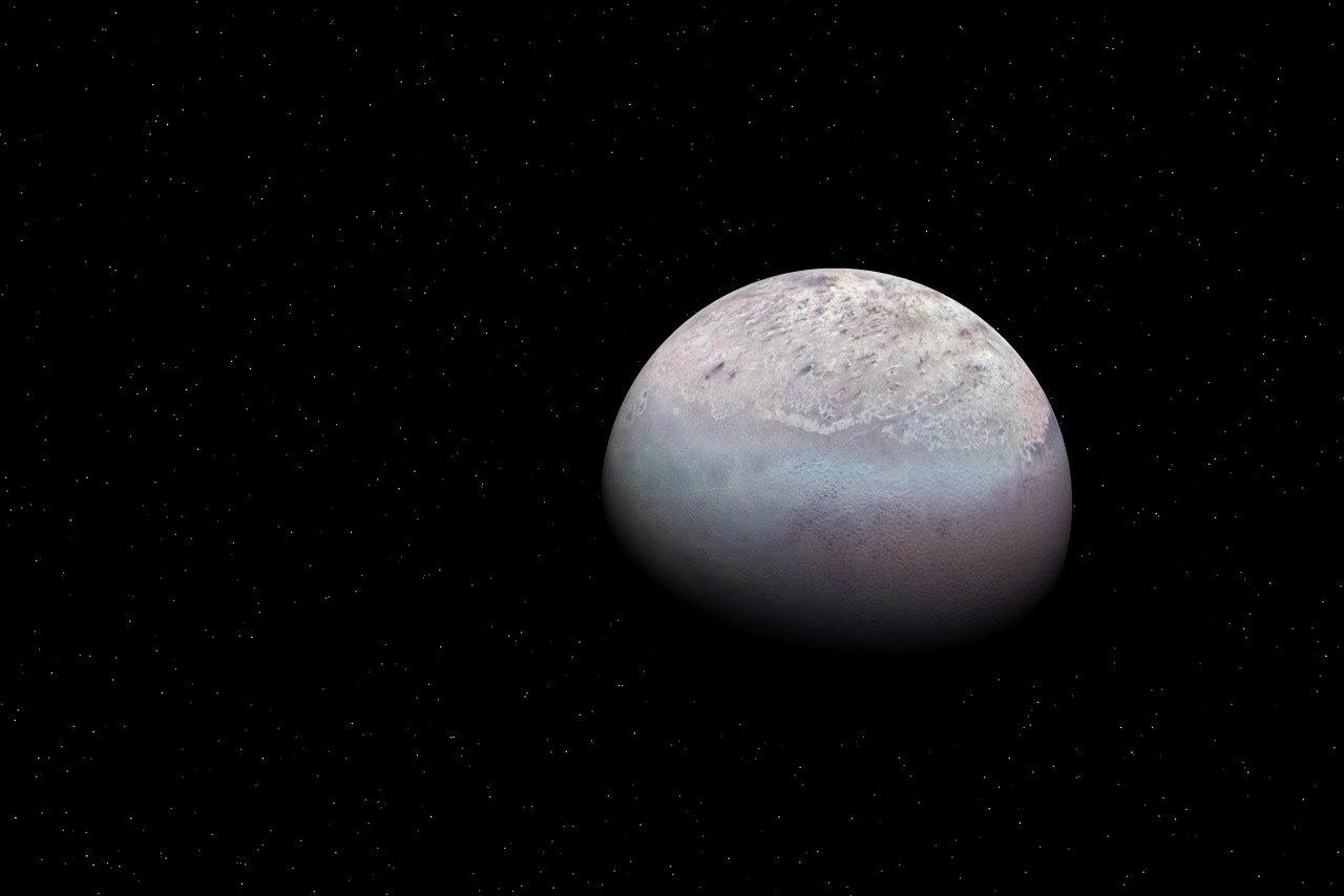 Neptune: Triton