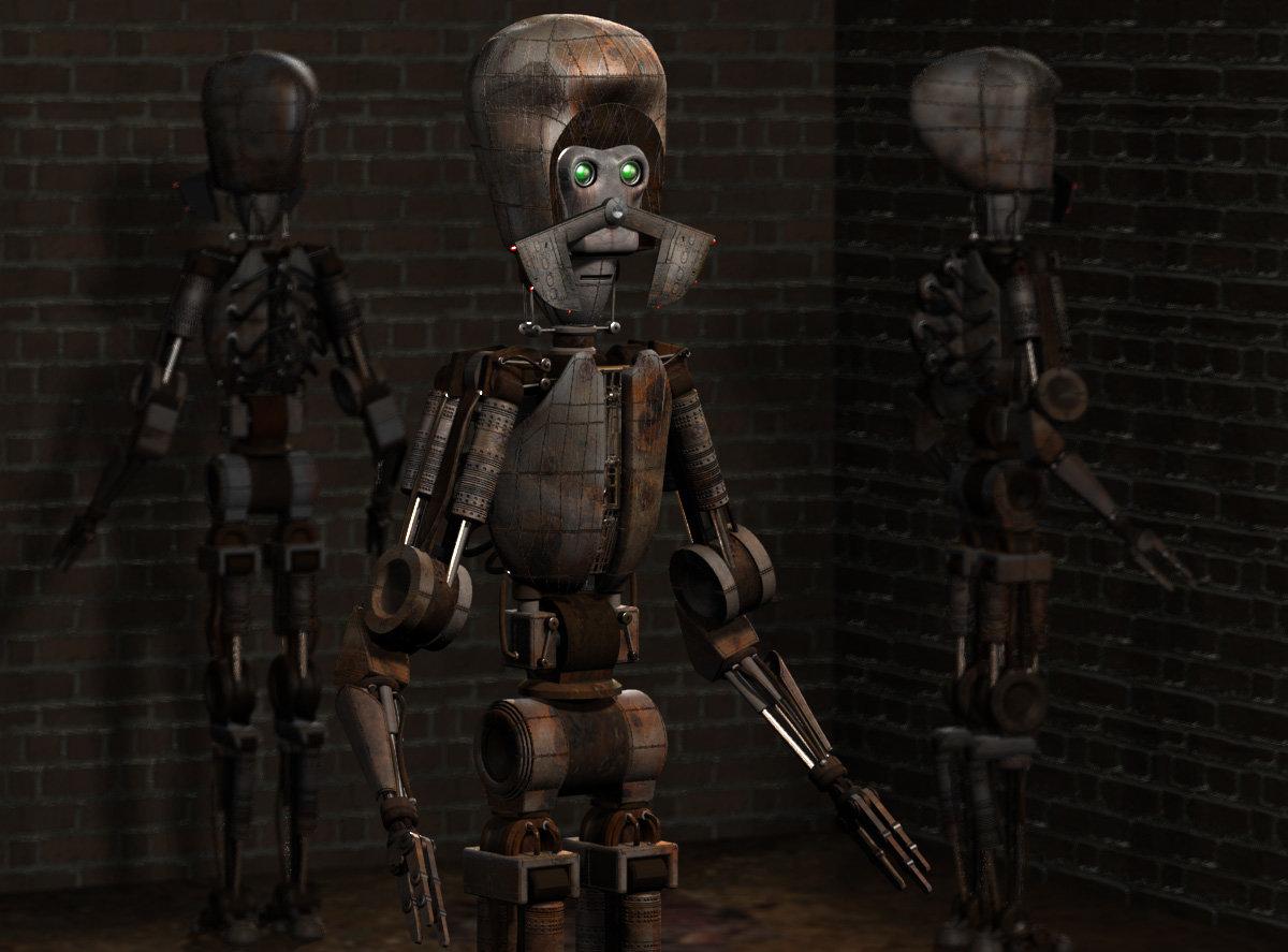 LIFE 2.1 Robot