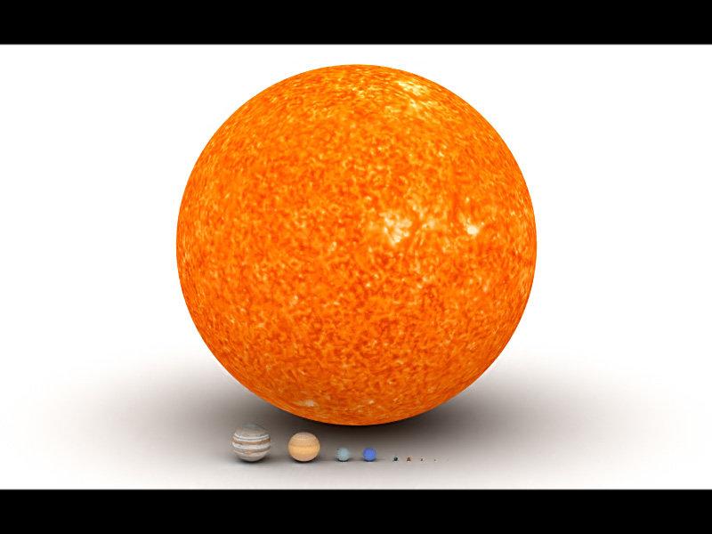 Sun Scale