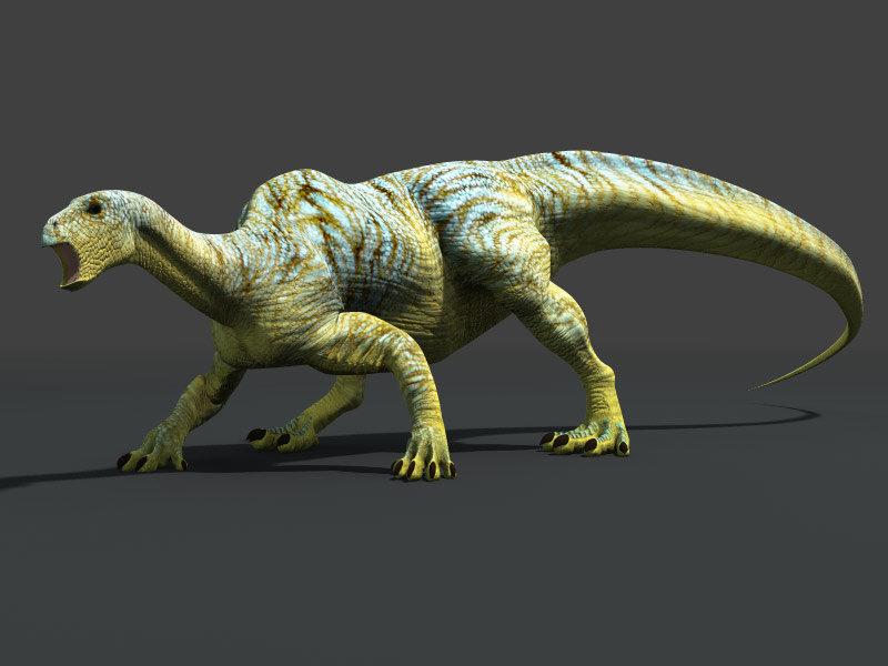Tenontosaur