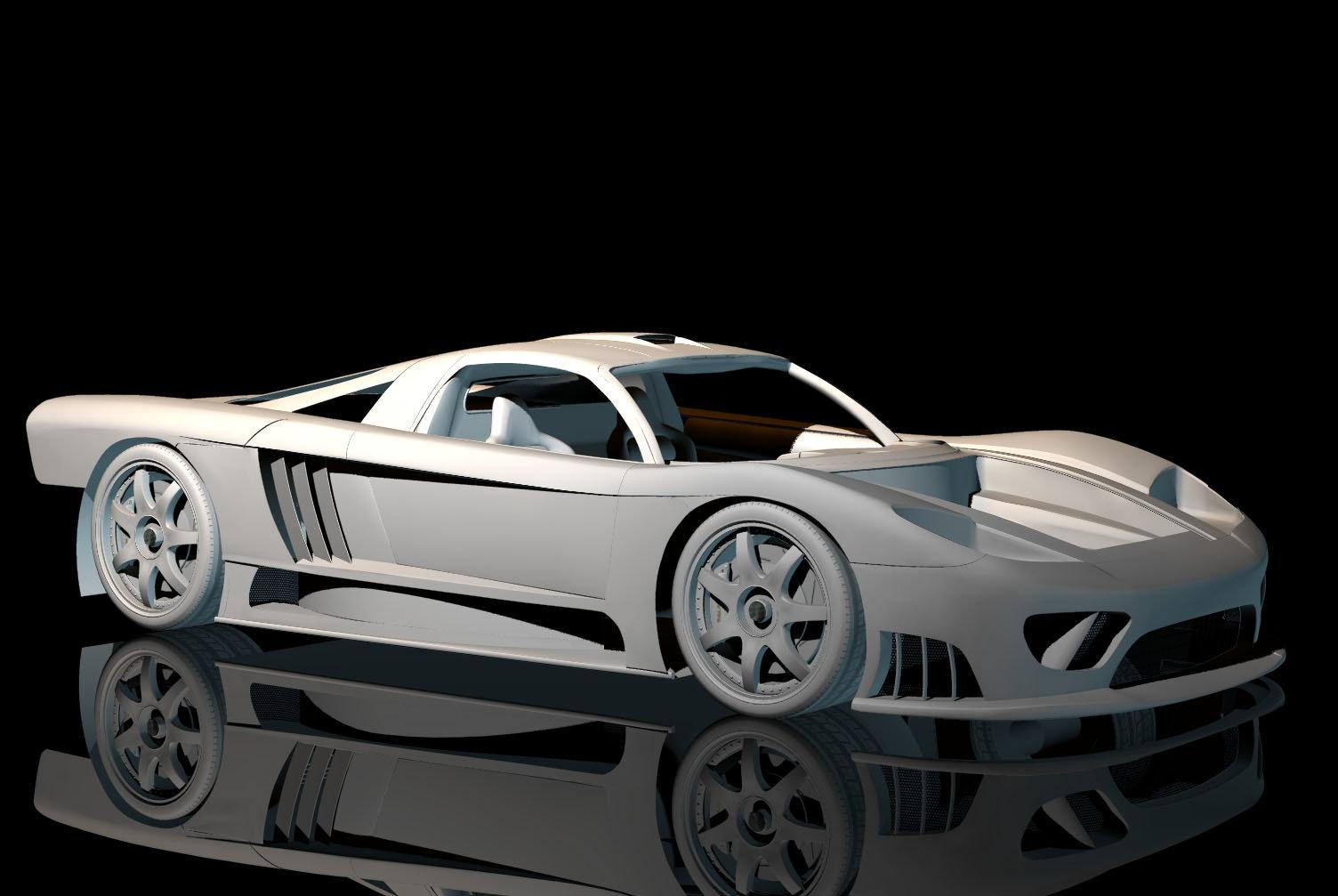 Saloon S7 in ever evolving progress