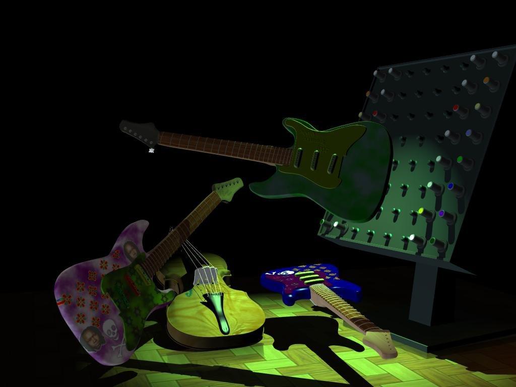 Easy Guitar Modeling