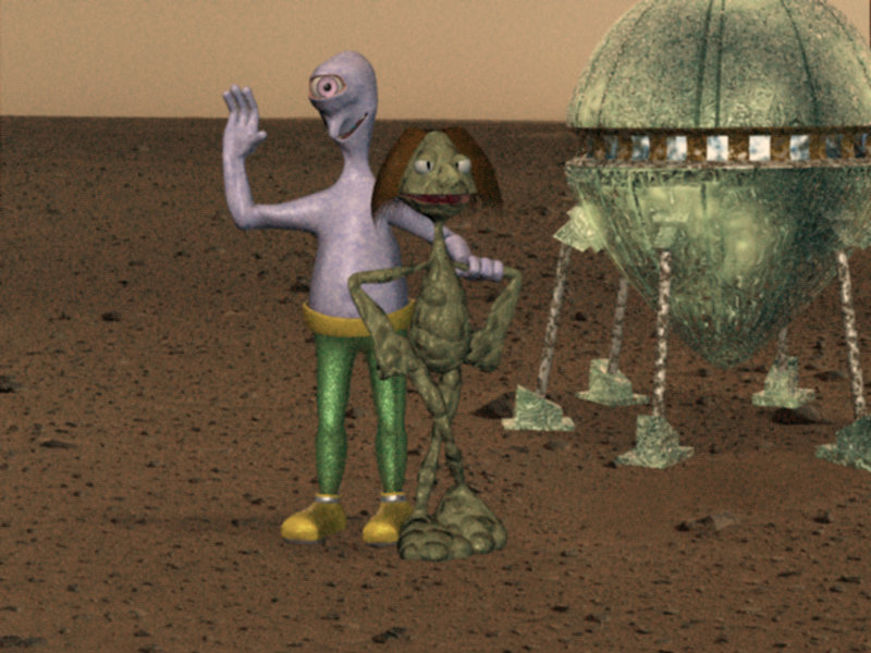 July 05 - Mars