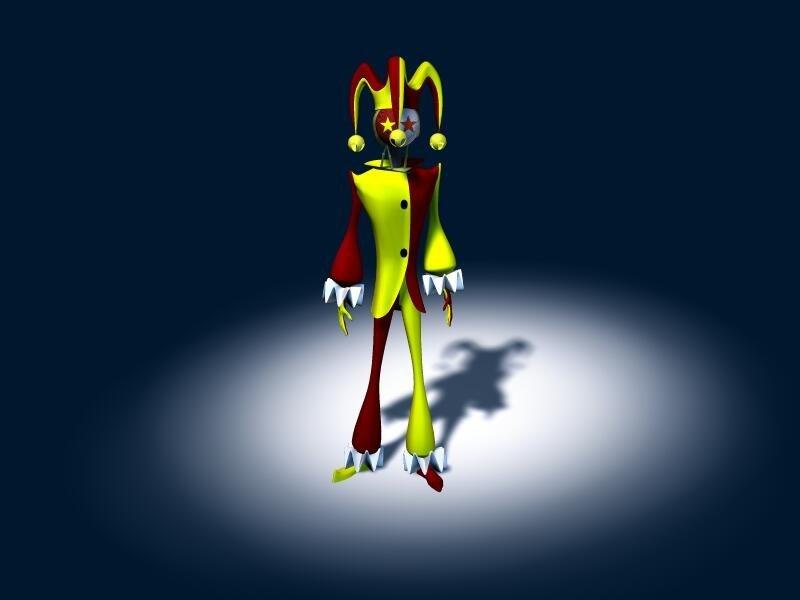 October 04 - Mascot
