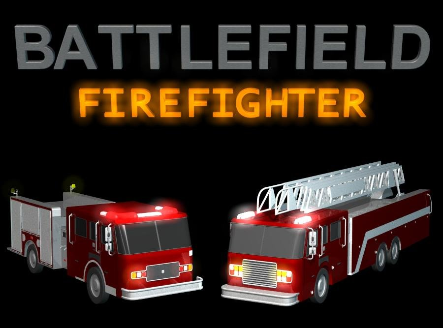Battlefield: Firefighter