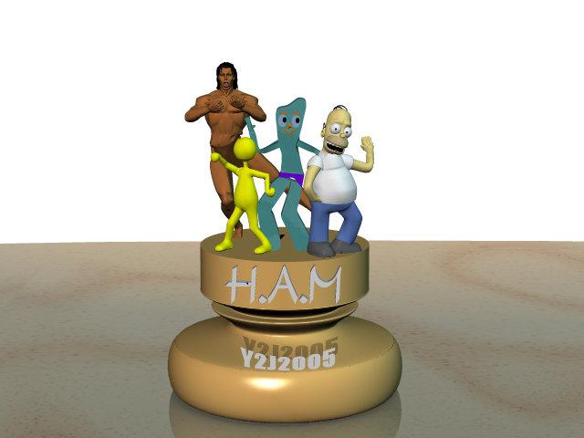 Hash award