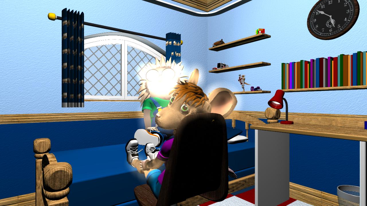 bernie's room Light test weirdness.png