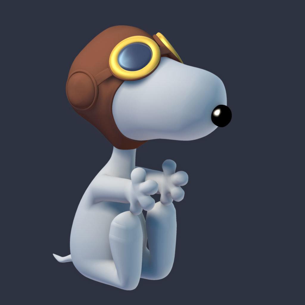 snoopy_modeling_render.jpg