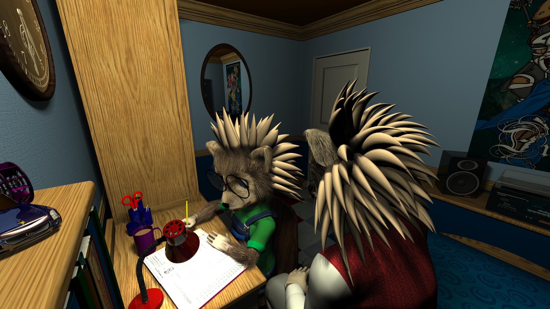 Bernie doing homework0.png